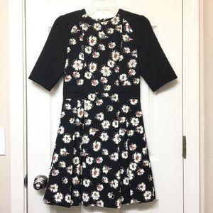 Zara | Floral Dress